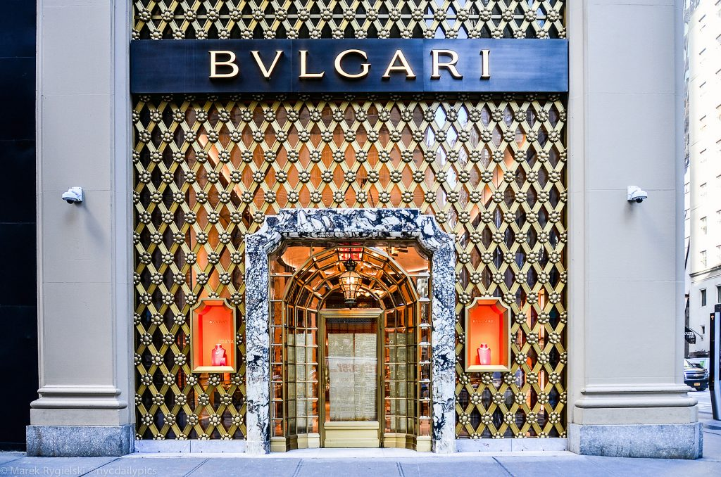 BVLGARI, Fifth Avenue