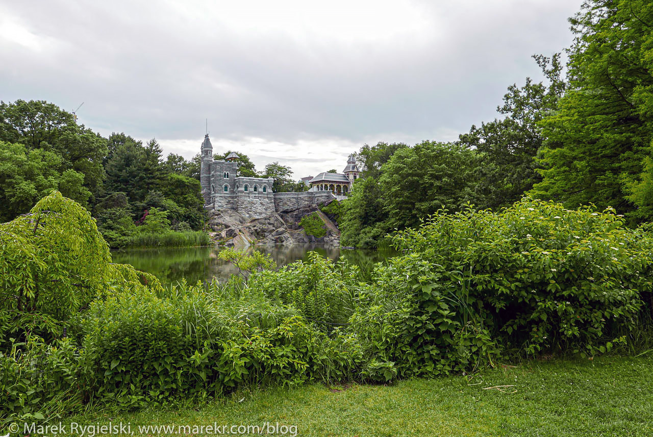 Central Park - Belvedere Castle.