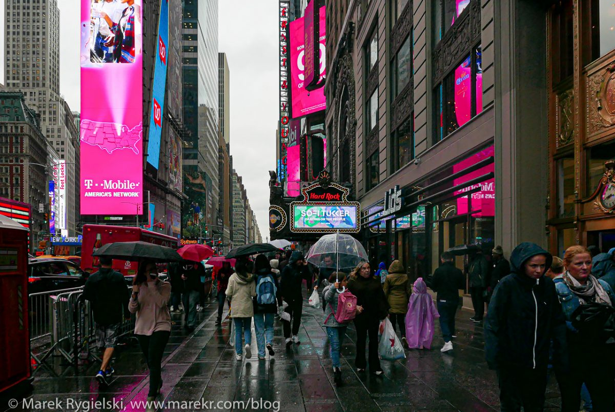 Times Square.