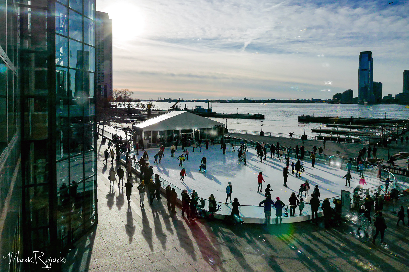 The Rink at Brookfield Place.