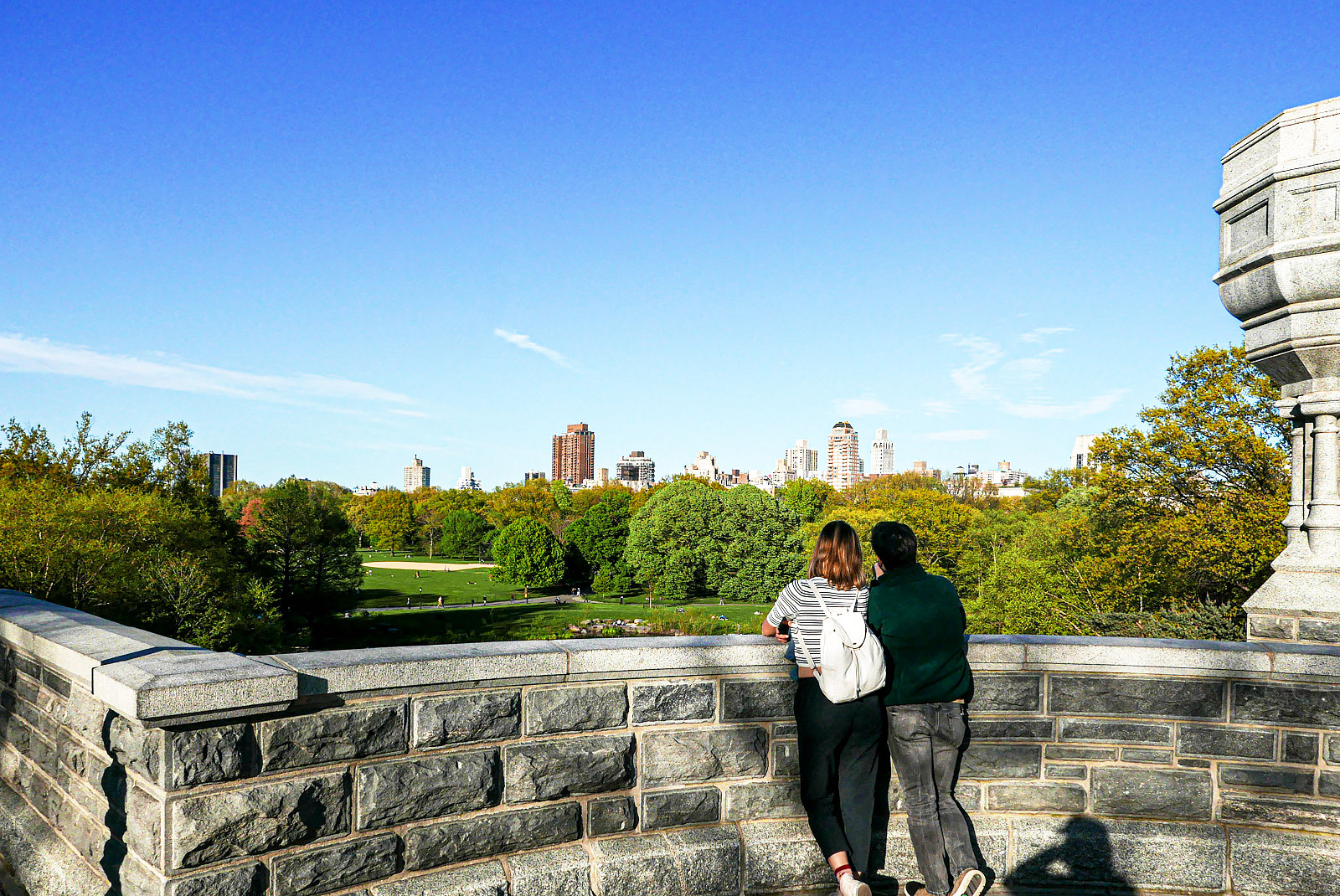 Belvedere Castle, Central Park.