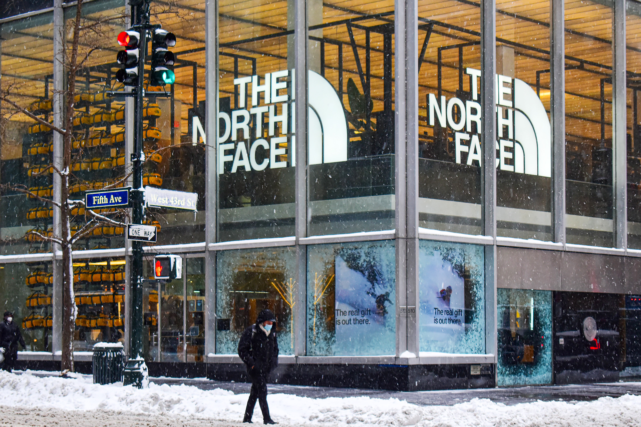 The North Face Fifth Ave.
